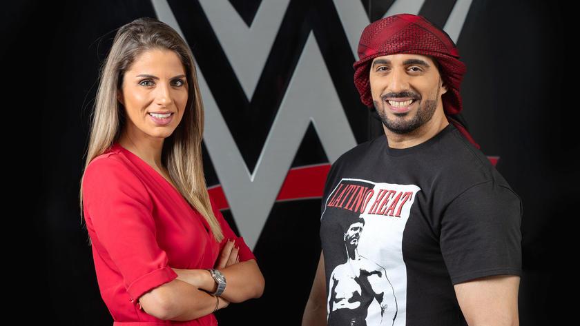 WWE Wal3ooha airs on MBC Action starting Monday, Oct  22 | WWE