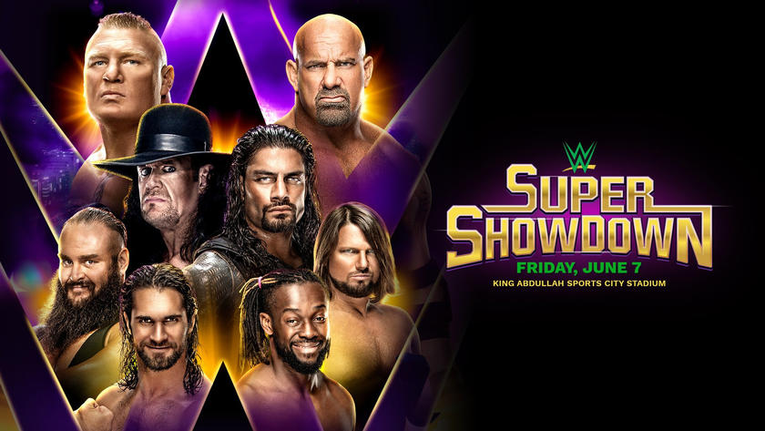 Undertaker, Goldberg to clash for first time ever at WWE Super ShowDown