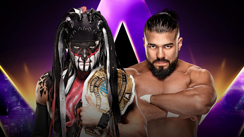 "Finn Bálor will unleash ""The Demon"" at WWE Super Show-Down against Andrade"