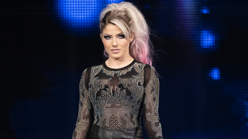 Alexa Bliss not medically cleared to compete at WWE Money in the Bank