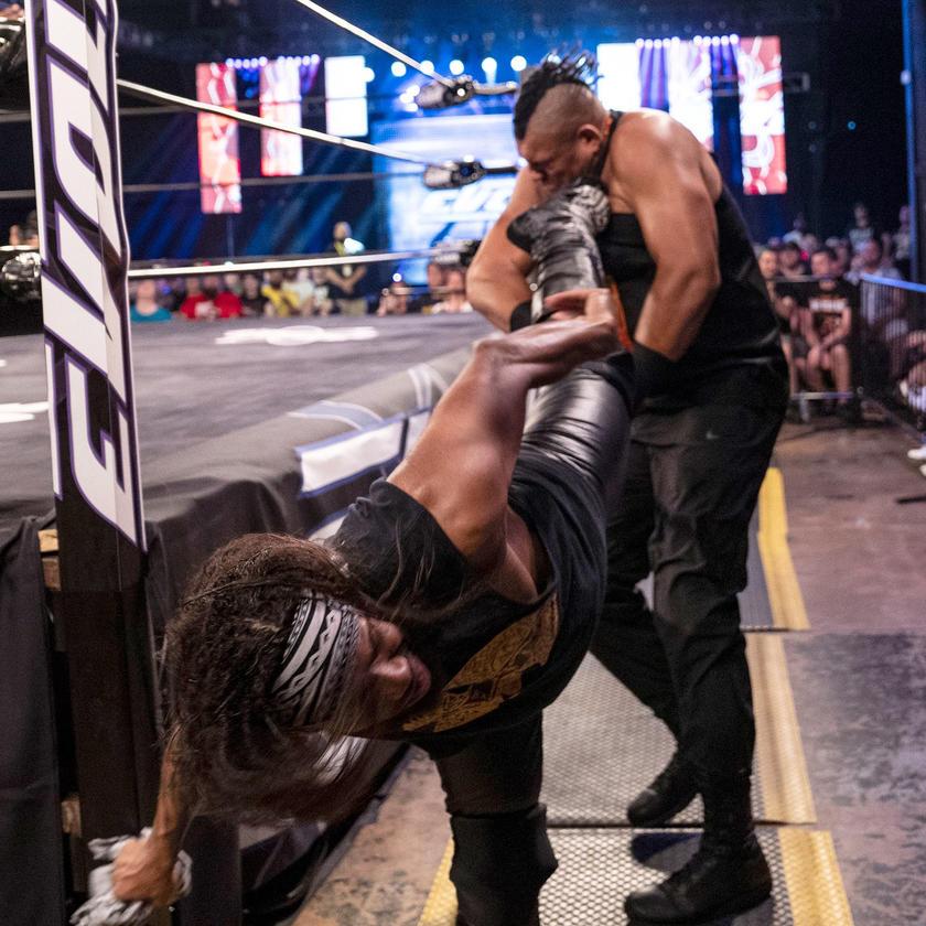 Johnny Gargano shocks Adam Cole while Austin Theory tops JD