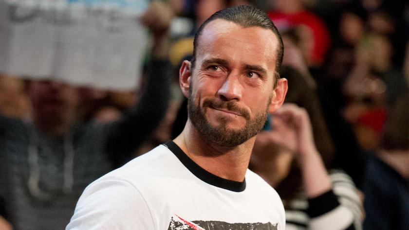 CM Punk returns to WWE Backstage tonight