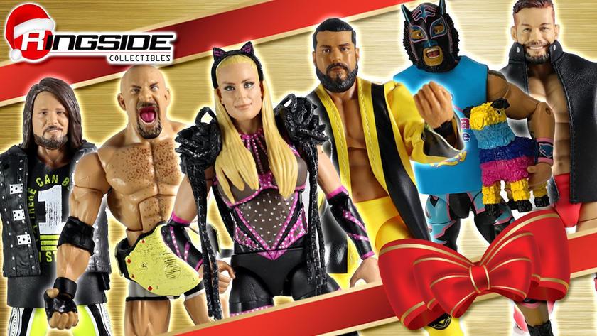 WWE ELITE BUDDY MURPHY FIGURE SERIES 72 WRESTLING RED PANTS CRUISERWEIGHT BELT