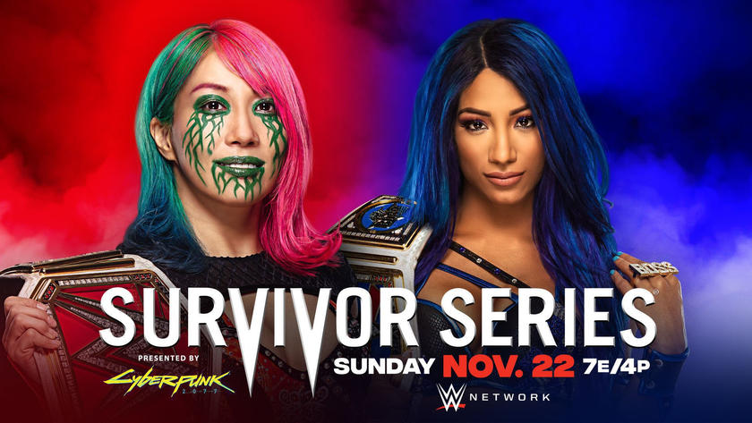 Survivor Series 2020: Spoiler On Team Captain Of WWE Raw 2