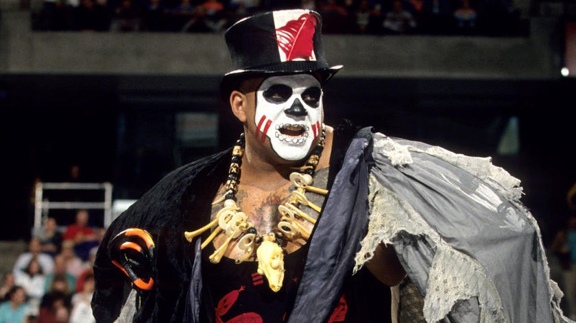 The 31 scariest Superstars ever! | WWE