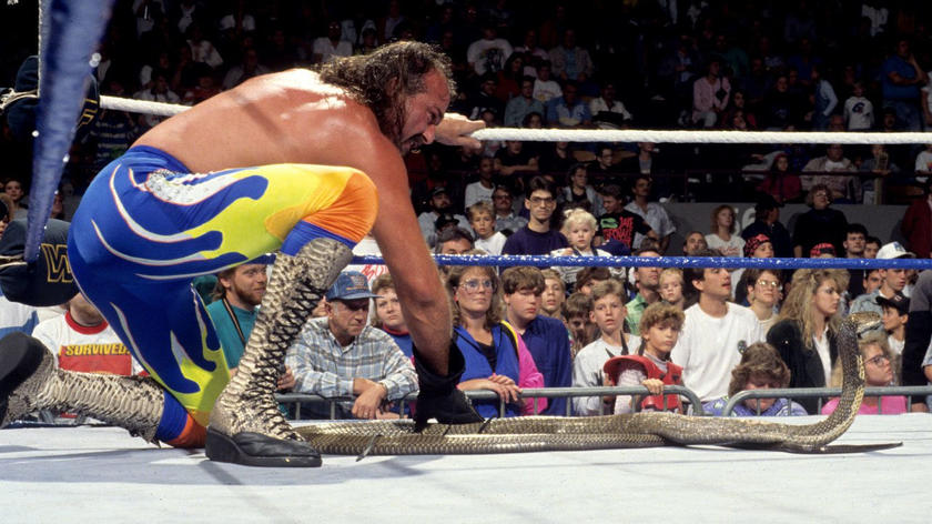 The 50 greatest ring names ever!   WWE