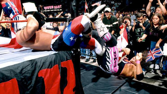 The 50 coolest maneuvers of all time | WWE