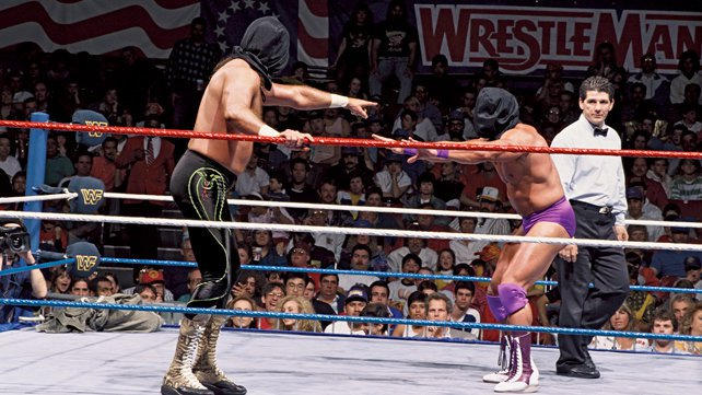 Full WrestleMania VII Results | WWE