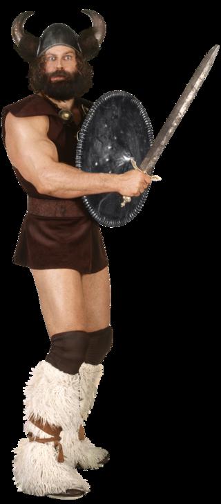 The Berzerker   WWE