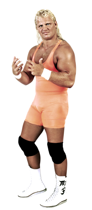"""Mr. Perfect"" Curt Hennig"