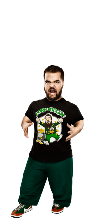 Hornswoggle | WWE Hornswoggle