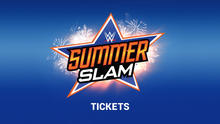 SummerSlam 2017 tickets