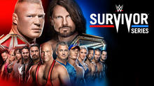 Survivor Series 2017