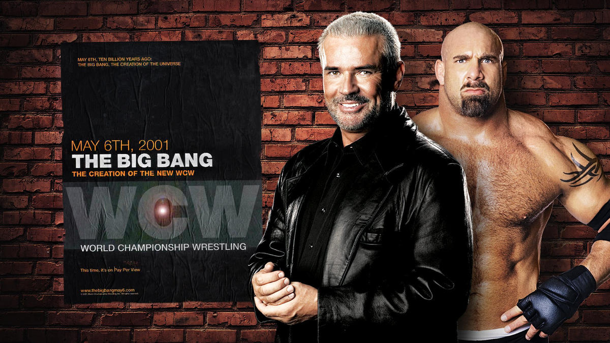 Big Bang: The untold story of the WCW pay-per-view that