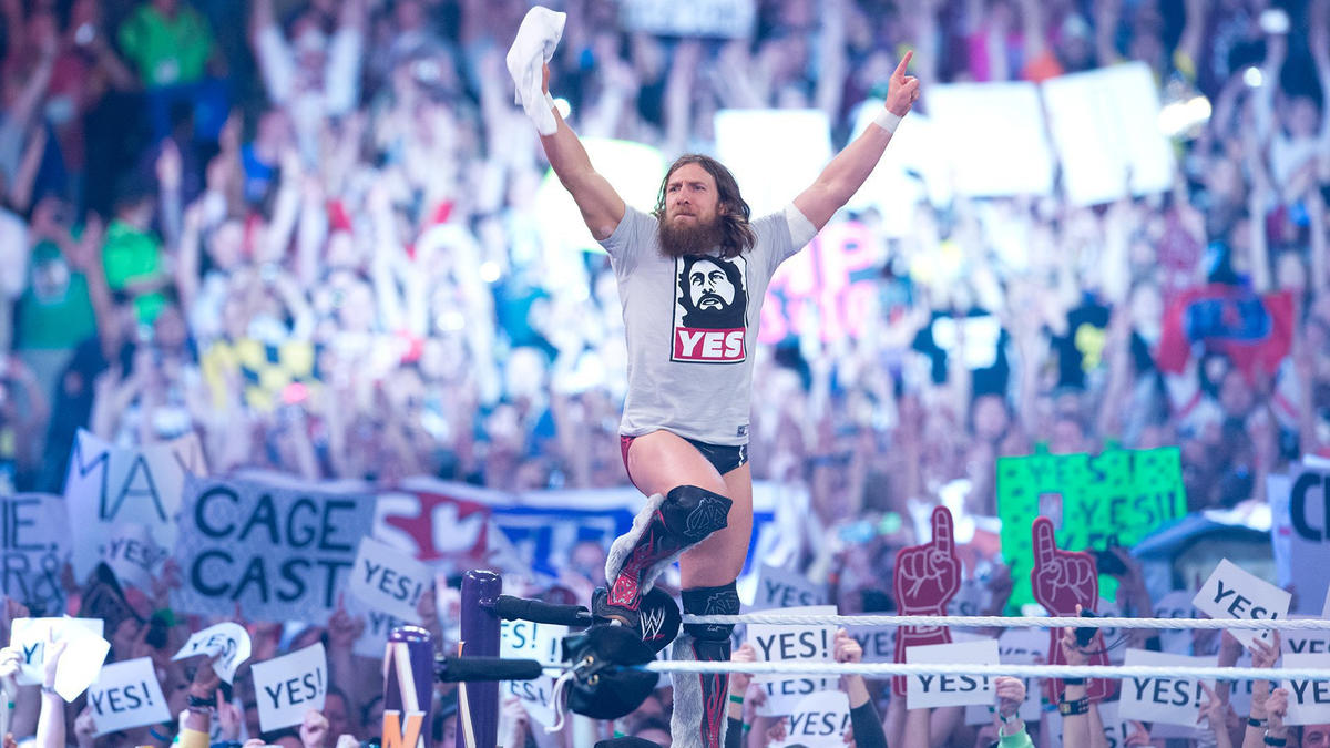 Legend Of The American Dragon How Daniel Bryan Fought His Way To Top WWE