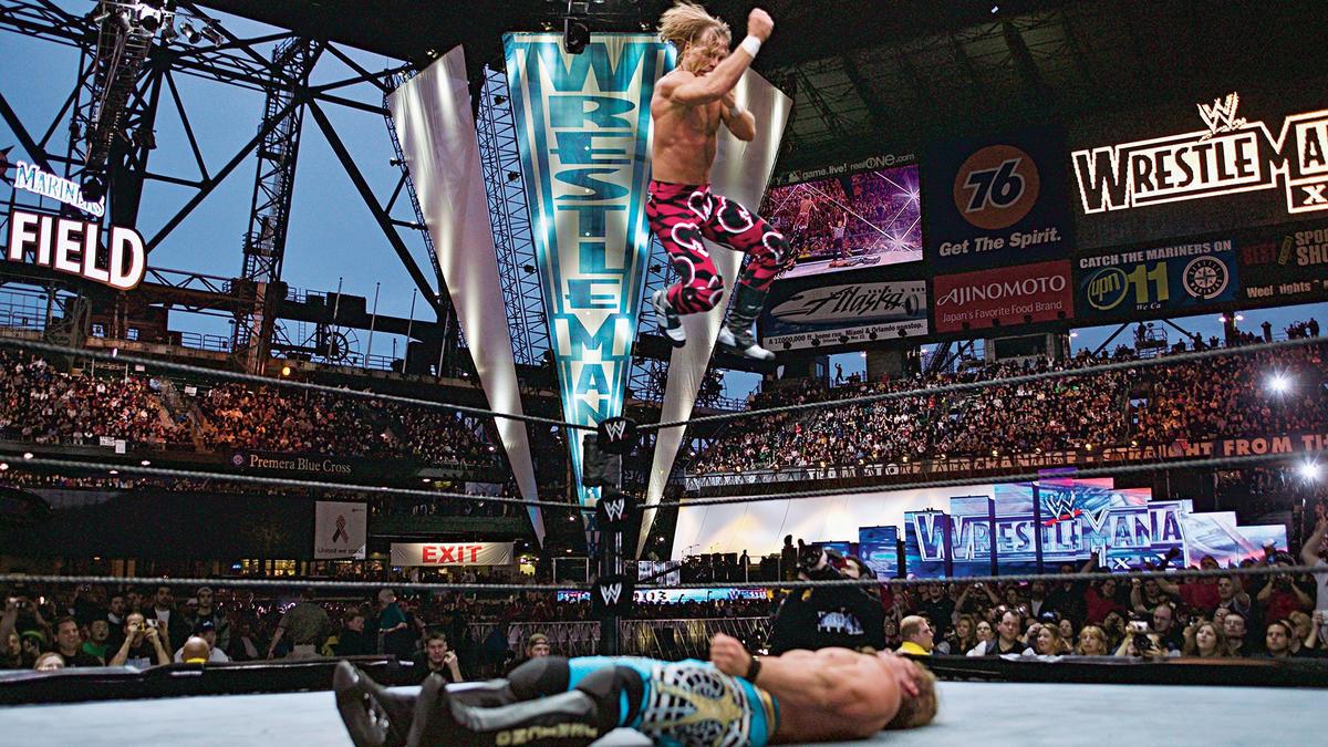 WrestleMania XIX | WWE