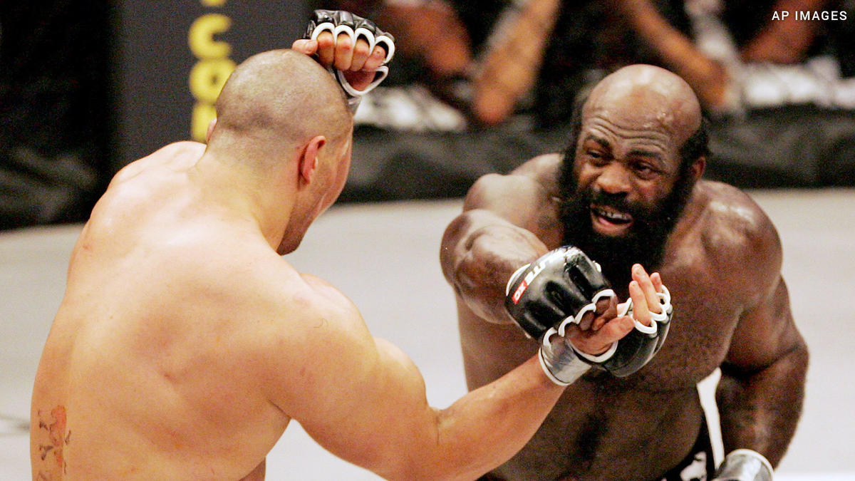 Was Kimbo Slice almost a WWE Superstar?   WWE