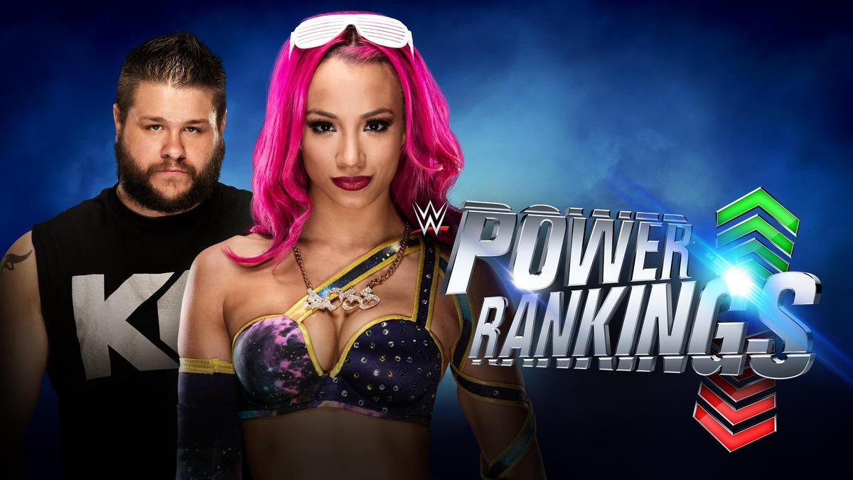 Wwe Power Rankings March 5 2016 Wwe
