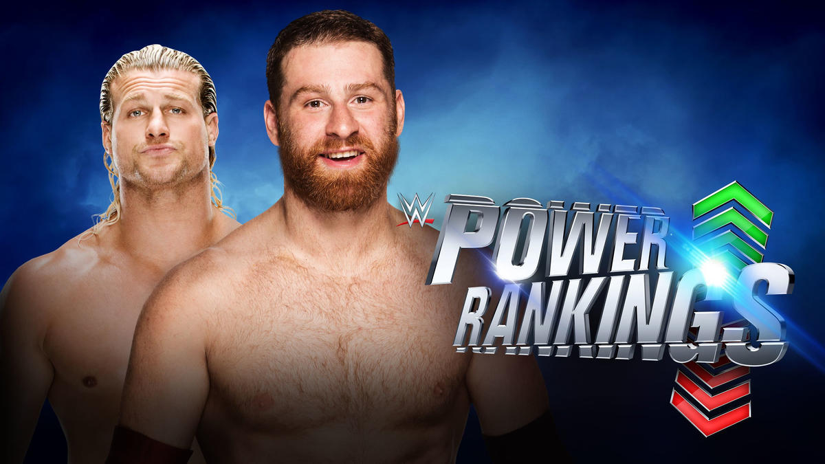 Wwe Power Rankings March 12 2016 Wwe