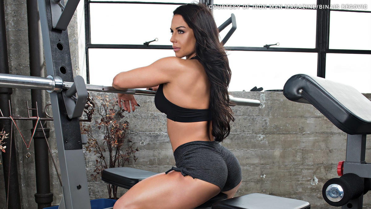 exclusive interview  kaitlyn on her iron man magazine