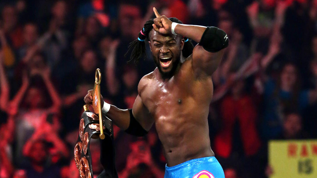 Image result for kofi kingston www.wwe.com