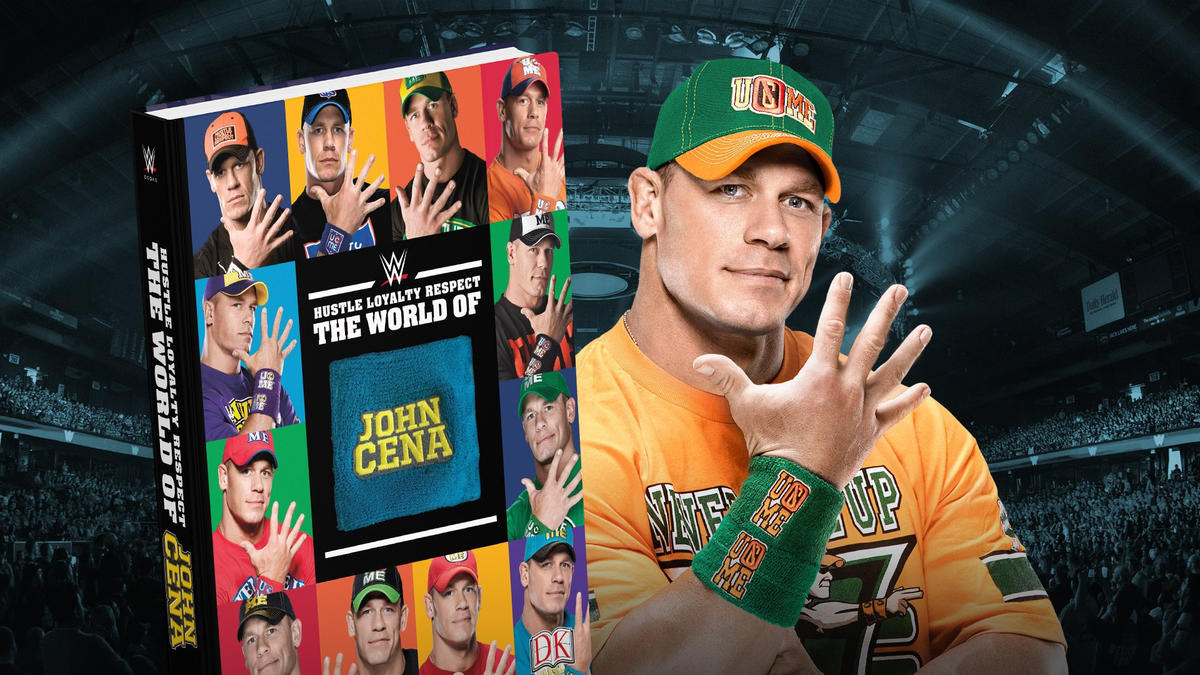 The Story Behind John Cenas You Cant See Me Taunt Wwe