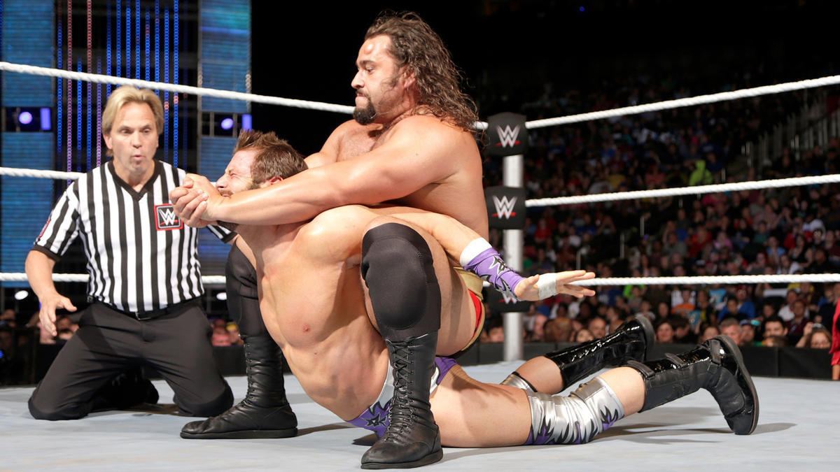 Rusev vs. Zack Ryder: photos | WWE