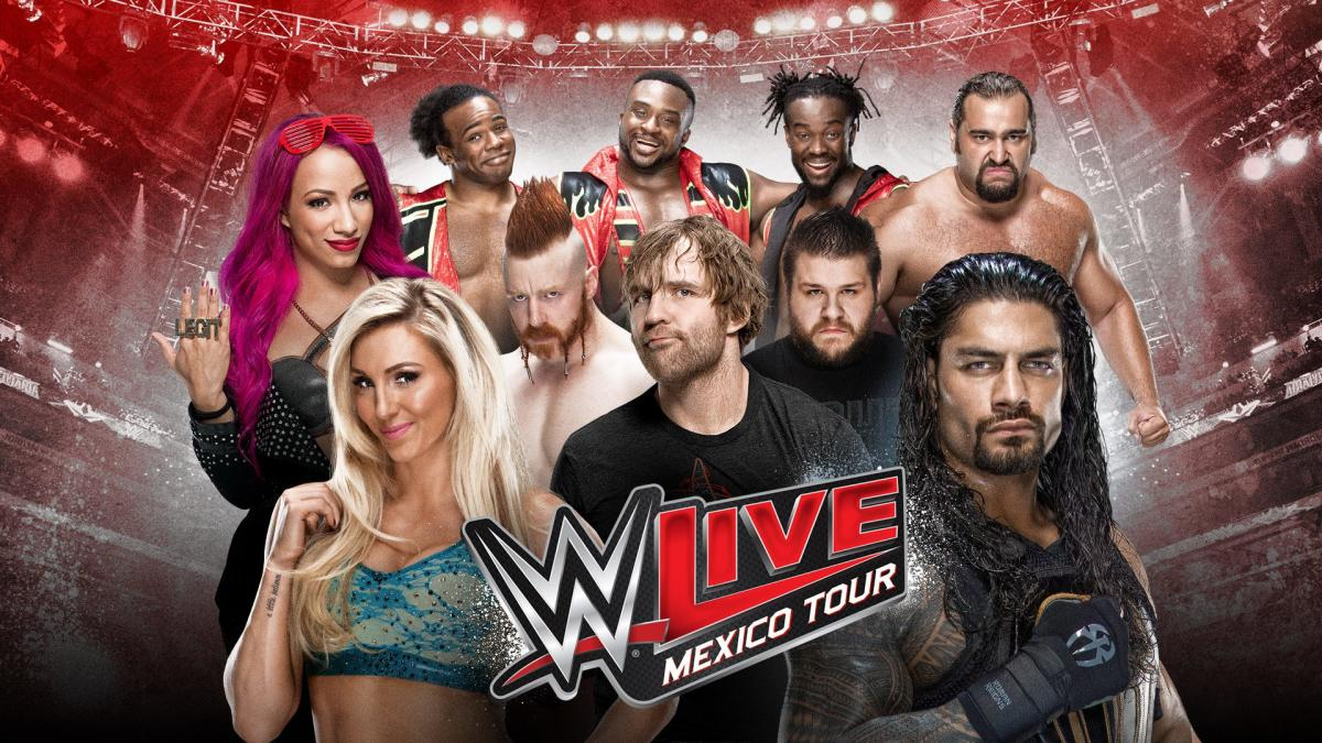 WWE Live In London Tickets, Tour Dates & Concerts | Gigantic Tickets