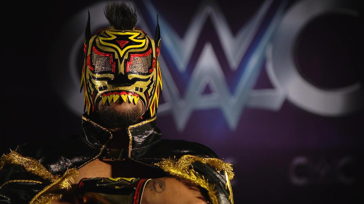 Статус Линса Дорадо в WWE