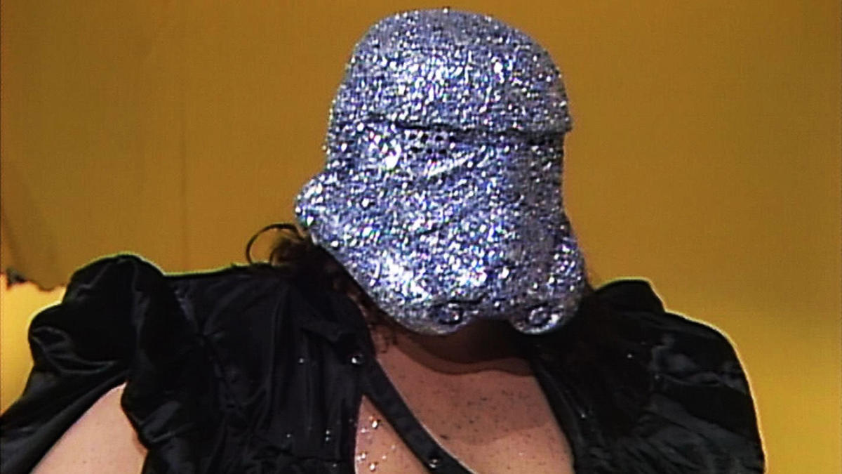 """The Shockmaster """"honored"""" as a """"Star Wars"""" cosplay icon"""