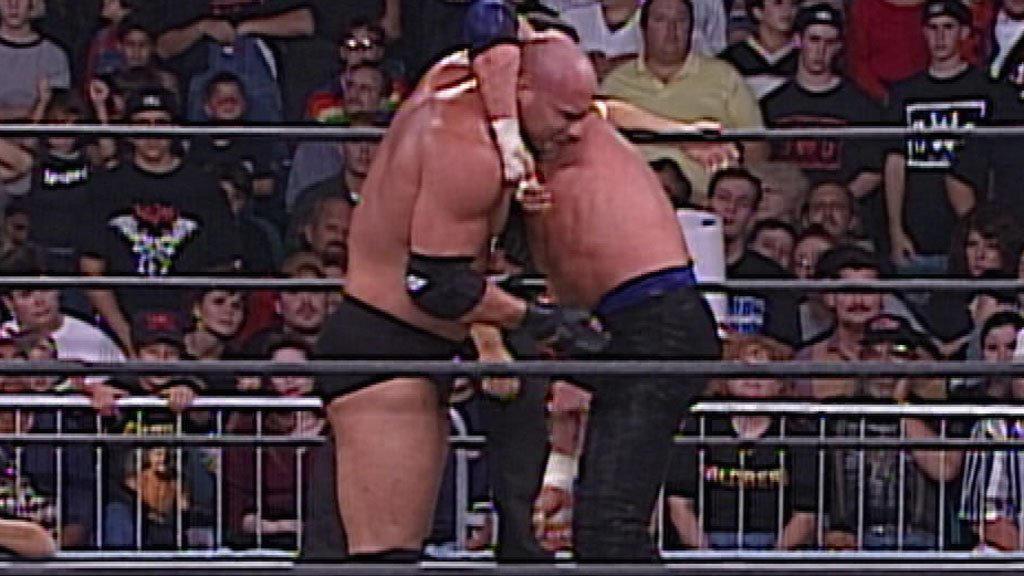 Goldberg vs. Diamond Dallas Page - WCW World Heavyweight ...