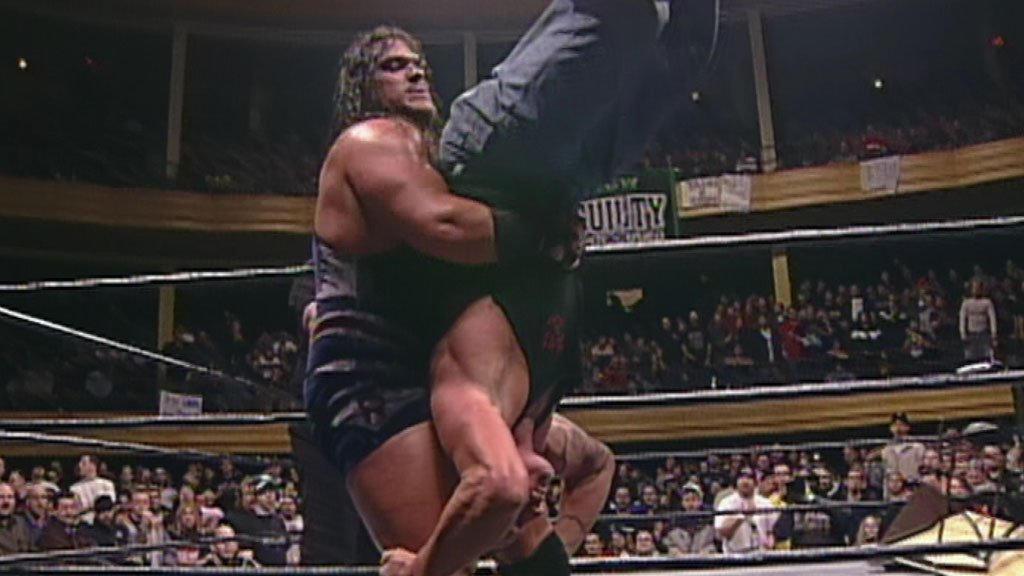 Rhyno Rhino WWE ECW