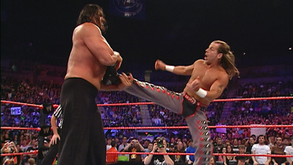 a look at the wrestling match star shawn michaels Shawn michaels is a former professional wrestler best known but the greatest wrestling match of all this edit will also create new pages on giant bomb for.