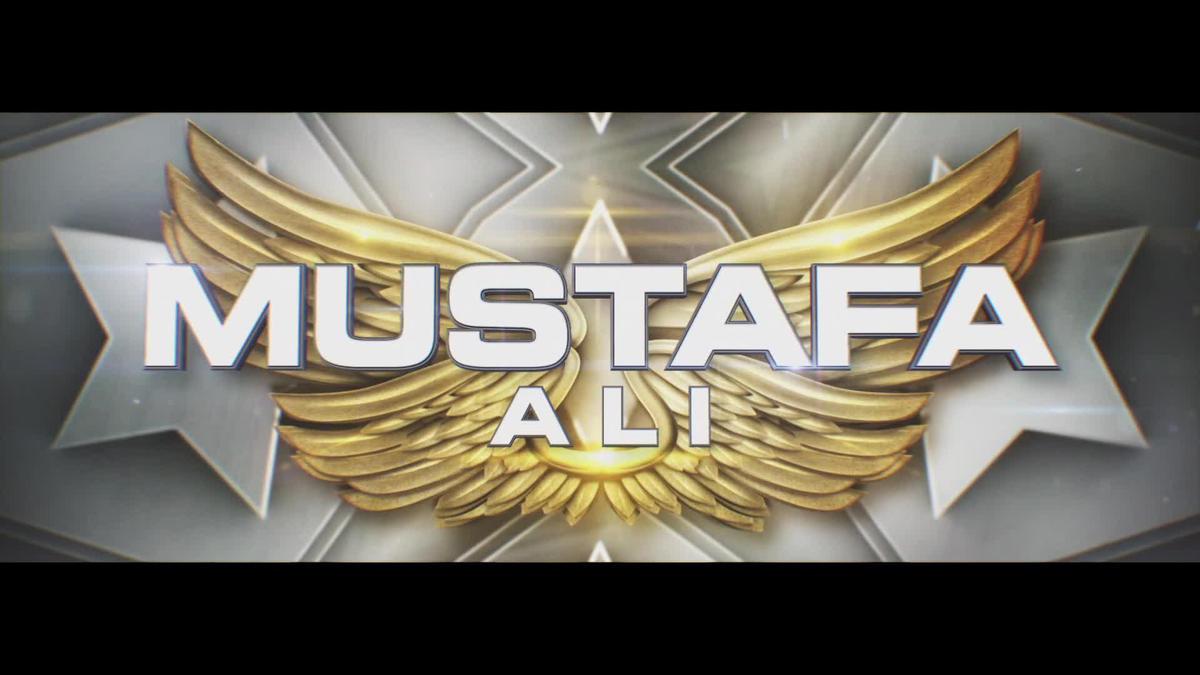mustafa ali entrance video wwe