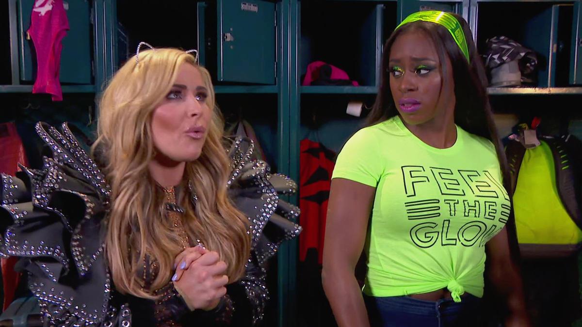 Naomi issues a WWE Fastlane challenge to Natalya ...