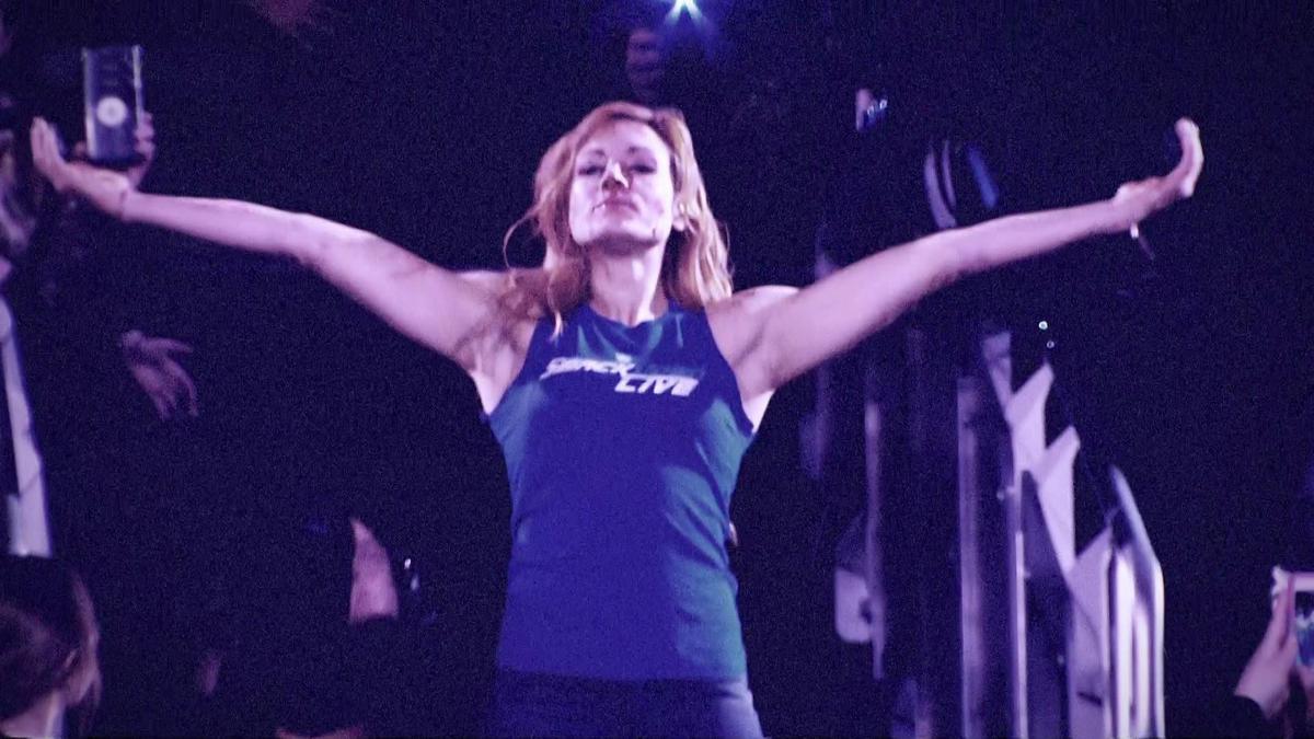Resultado de imagem para Becky Lynch raw