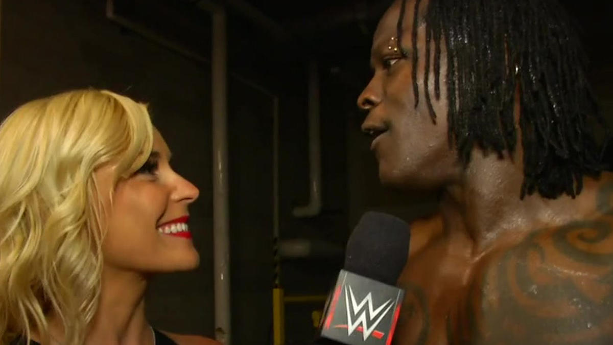 R Truth Is Feeling Good Wwe Exclusive April 27 2015 Wwe