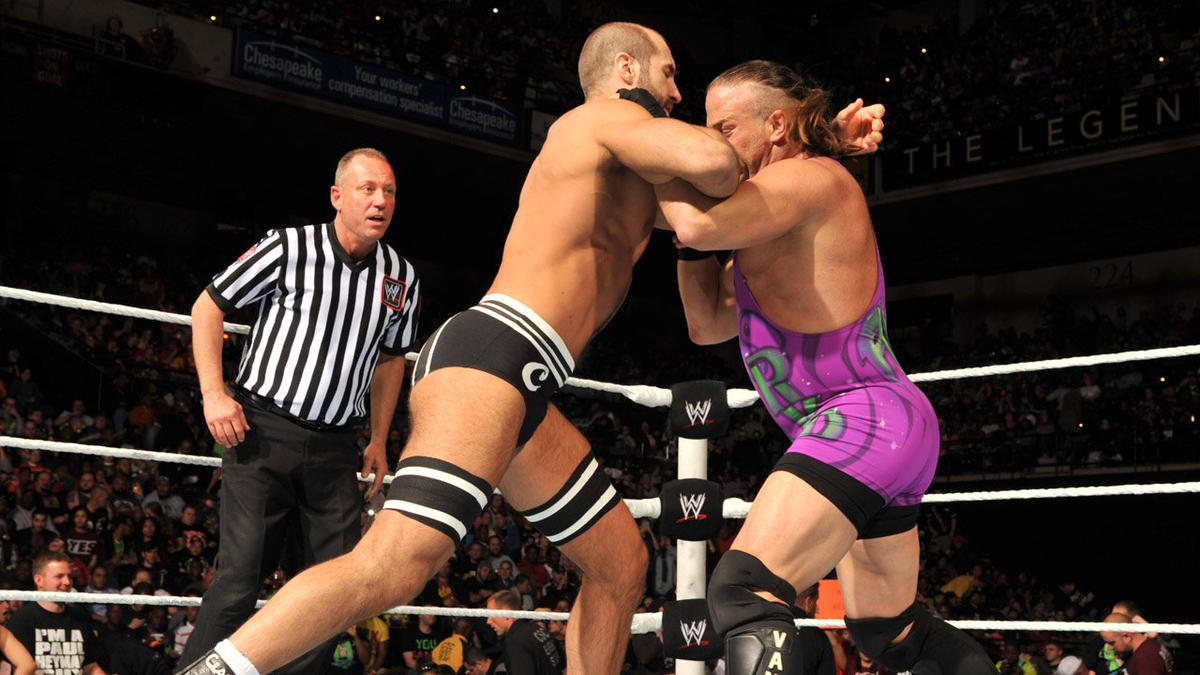 I can't be the only one who thinks rvd has the perfect butt