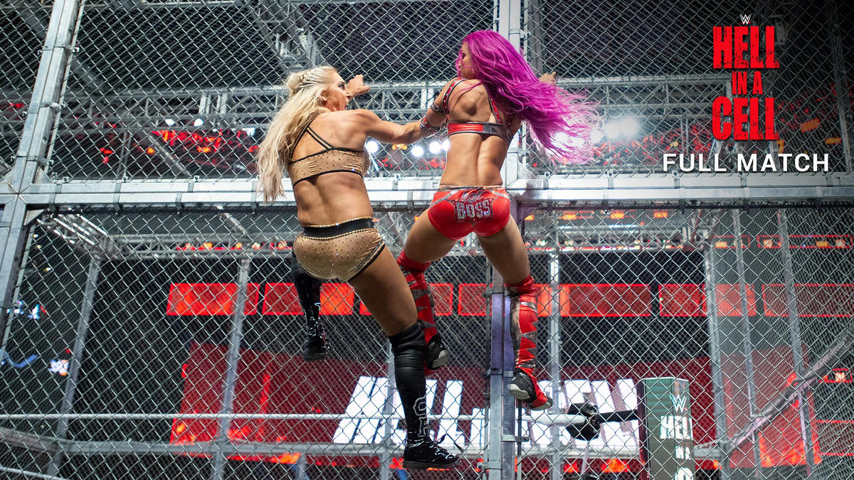 Sasha Banks Doesn't Want To Compete Inside WWE Hell In A Cell 2