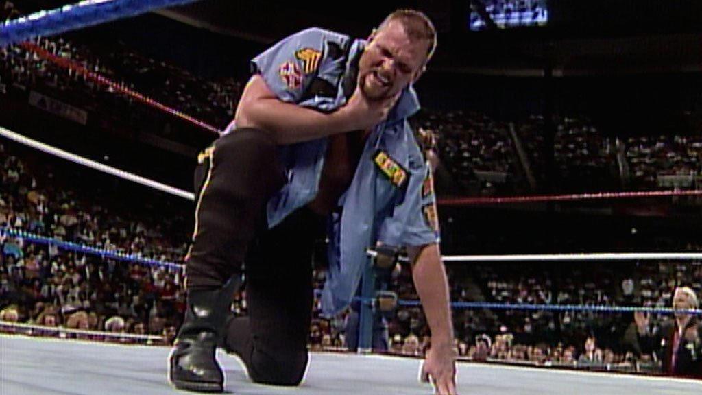 Big Boss Man vs. Barbarian: Royal Rumble, January 19, 1991 | WWE