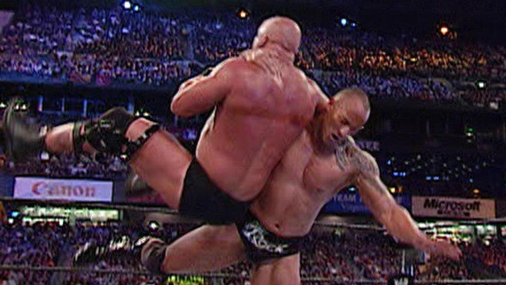 Stone Cold Steve Austin Vs The Rock Wrestlemania Xix Wwe