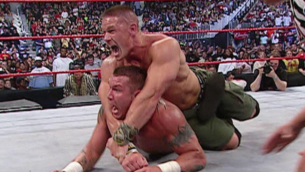 Image result for WWE Backlash 2007 John Cena wwe.com