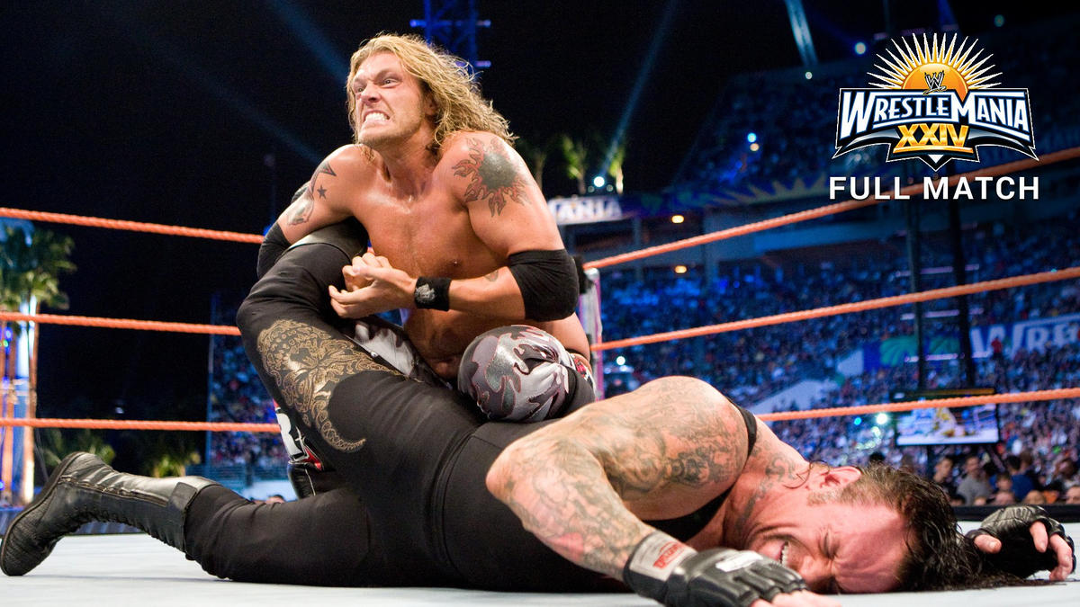 Edge Reveals Why He Denied Ending The Undertaker's Streak