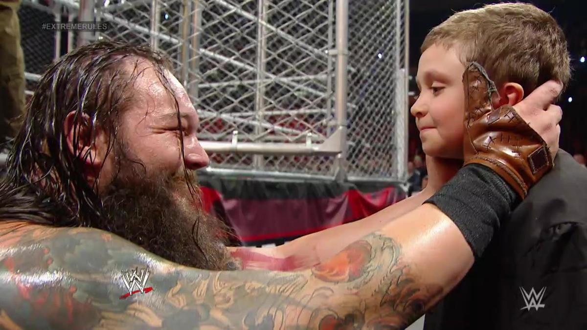 John Cena vs. Bray Wyatt - Steel Cage Match: Extreme Rules 2014 | WWE