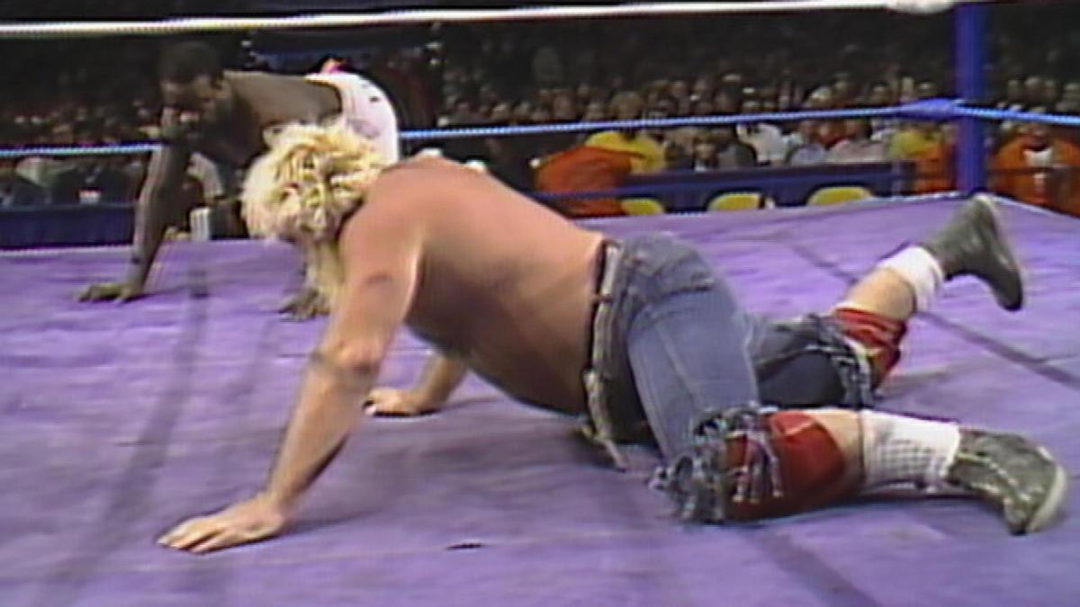 Junkyard Dog vs. Moondog Spot: The Wrestling Classic | WWE