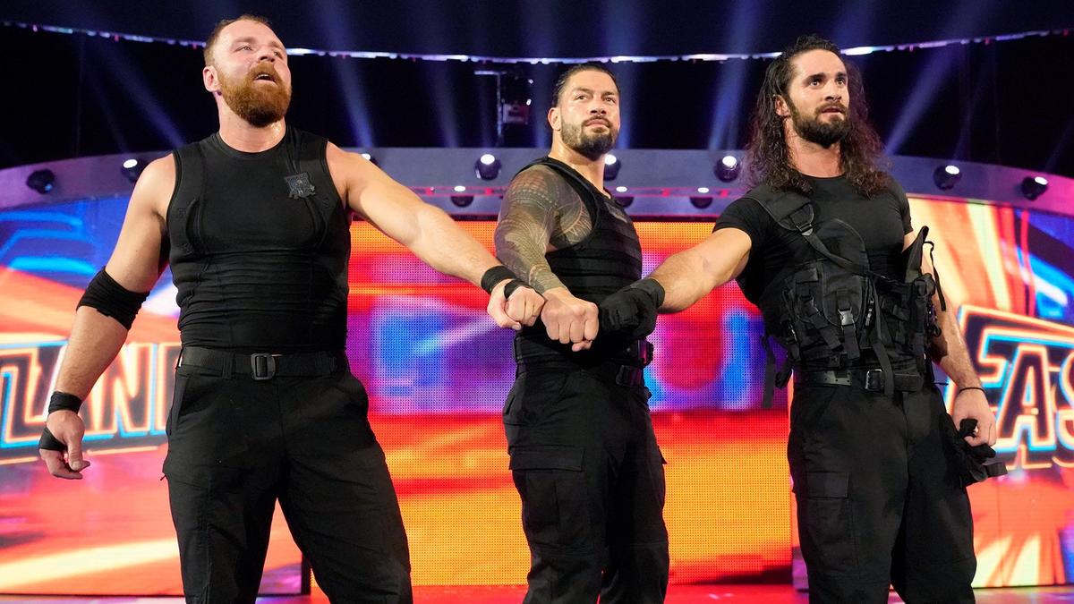 The Shield Emerge For Battle One Last Time: WWE Fastlane