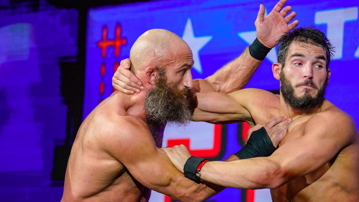 Image result for gargano attacks ciampa nxt