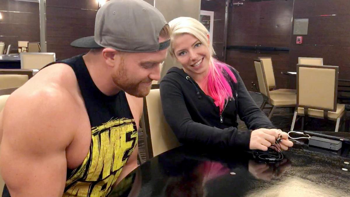 WWE Star Alexa Bliss Reveals Ex-Boyfriend Murphy's Reactions On Workout Videos 2