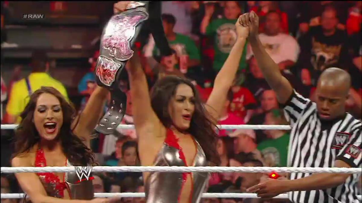 WWE Divas dating