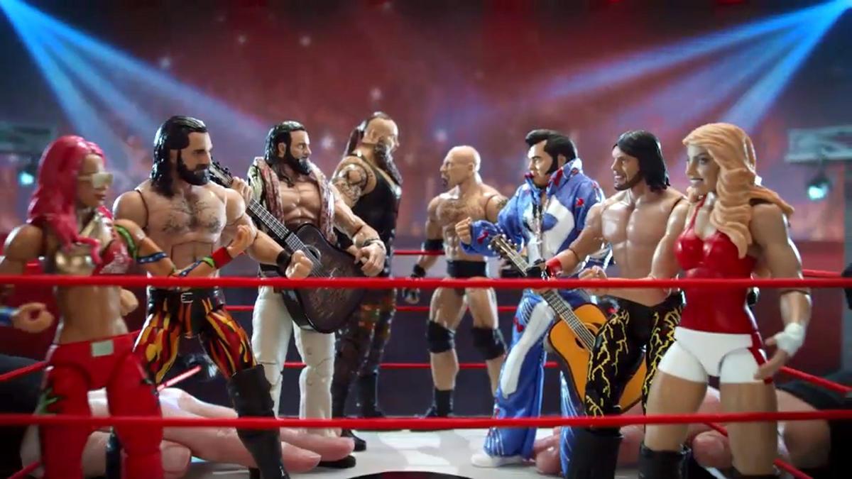 Ktoré WWE Superstars sú dátumové údaje v reálnom živote 2013